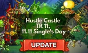 Hustle Castle TR 11 Throne Room Level 11